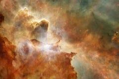 Galassia d'ardore, carta da parati impressionante della fantascienza fotografia stock libera da diritti