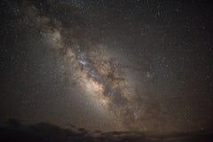 Galassia della Via Lattea immagine stock libera da diritti