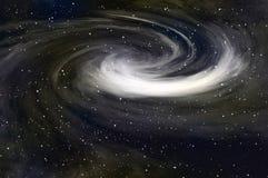 Galassia dello spazio profondo royalty illustrazione gratis