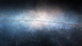 Galassia gigante fotografia stock libera da diritti