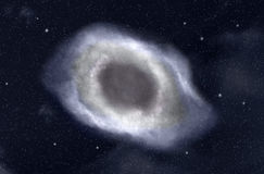 Galassia nello spazio immagine stock libera da diritti