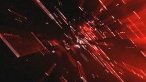 Galassia rossa 1 della scatola archivi video