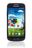 Galassia S4 di Samsung Fotografia Stock Libera da Diritti