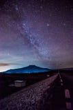 Galassia, Via Lattea all'Asia immagini stock libere da diritti