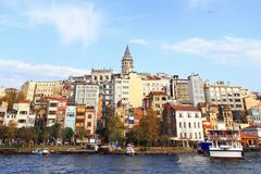 Galata Royalty Free Stock Photos