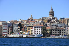Galata Royalty Free Stock Images