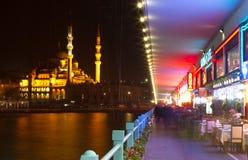 galata моста Стоковые Фото