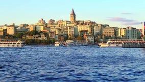 galata de Estambul metrajes