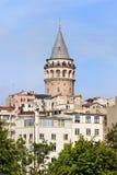 galata Istanbul wierza Zdjęcie Royalty Free
