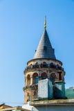 galata Istanbul wierza Zdjęcia Royalty Free
