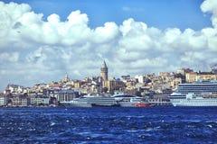 galata Istanbul wierza Zdjęcie Stock