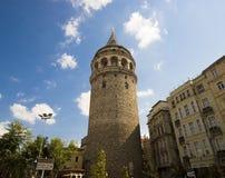 Galata Kontrollturm Lizenzfreies Stockbild