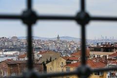Galata torn Arkivbilder