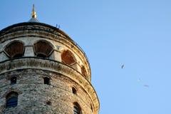 Galata torn Arkivbild