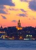 Galata Tower Stock Photos