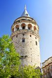 Galata Tower Royalty Free Stock Image