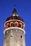 Galata Tower in Beyoglu Royalty Free Stock Images