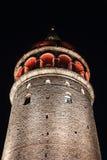 Galata Tower in Beyoglu Royalty Free Stock Photography