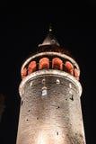 Galata Tower in Beyoglu, Istanbul Royalty Free Stock Image