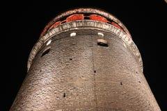 Galata Tower in Beyoglu, Istanbul Stock Image