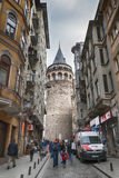 Galata Tower Editorial Stock Images