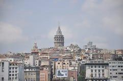 Galata Tower Stock Image