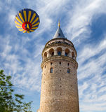 Galata tower Royalty Free Stock Images