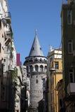 Galata Tower Istanbul Stock Image