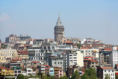 Galata tower, Istanbul Stock Photo