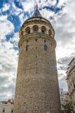 Galata Tower,  Istanbul Royalty Free Stock Photos