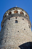 Galata tower Royalty Free Stock Photos