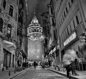 Galata Tower Stock Photography
