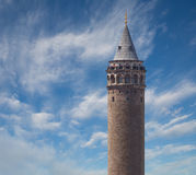 Galata tower, istanbul Turkey Stock Photo