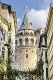 Galata Tower, Istanbul, Turkey Stock Image