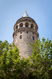 Galata tower ,   Istanbul, Turkey Stock Photo