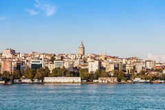 The Galata Tower Stock Images