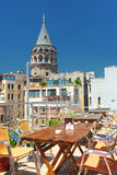 Galata Tower Royalty Free Stock Photography