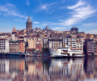 The Galata Tower Stock Photography