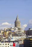 Galata Tower Royalty Free Stock Photo