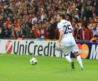 Galatasaray FC - Manchester United FC Stockfoto