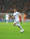 Galatasaray FC - Manchester United FC Photo stock