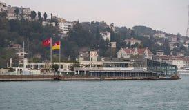 Galatasaray Islet Stock Photography
