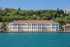 Galatasaray universitet i Istanbul Royaltyfri Fotografi