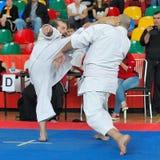 GALATI, ROMANIA - 30 MAGGIO: Concorrenti che partecipano al Europ immagine stock libera da diritti