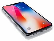 Apple New iPhone X Stock Images