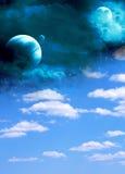 galax annan vektor illustrationer