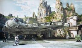 Galax kant, Disney World, Hollywood studior arkivfoto