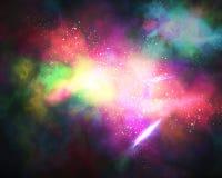 Galaxia Imagenes de archivo
