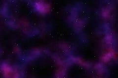 Galaxia hermosa Fotografía de archivo libre de regalías