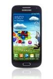 Galaxia S4 de Samsung Foto de archivo libre de regalías